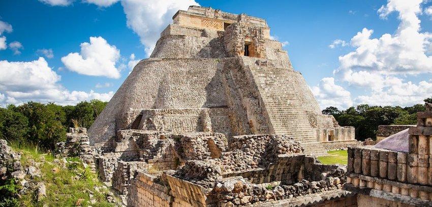 Pre-Hispanic Town of Uxmal