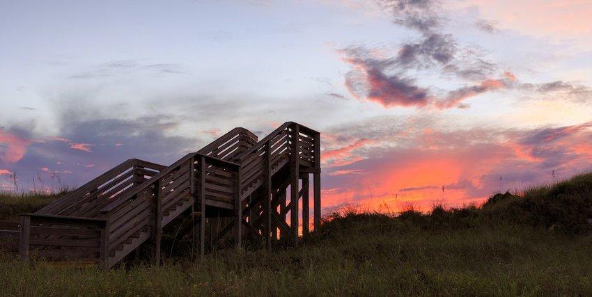 T.H. Stone Memorial St. Joseph Memorial Peninsula State Park, Florida