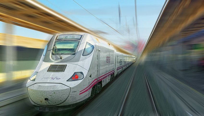 5 Fastest Trains in the World