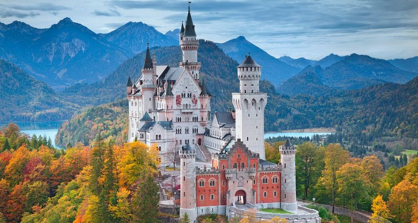 5 Fairy Tale Castles in Europe