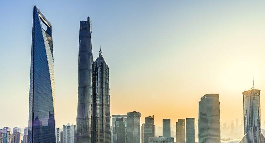 Shanghai World Financial Center (SWFC), Shanghai, China