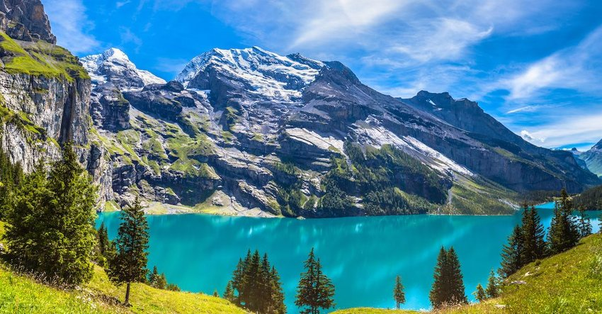 5 Things You Never Knew About the Swiss Alps