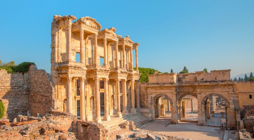 Celsus Library (Ephesus, Turkey)