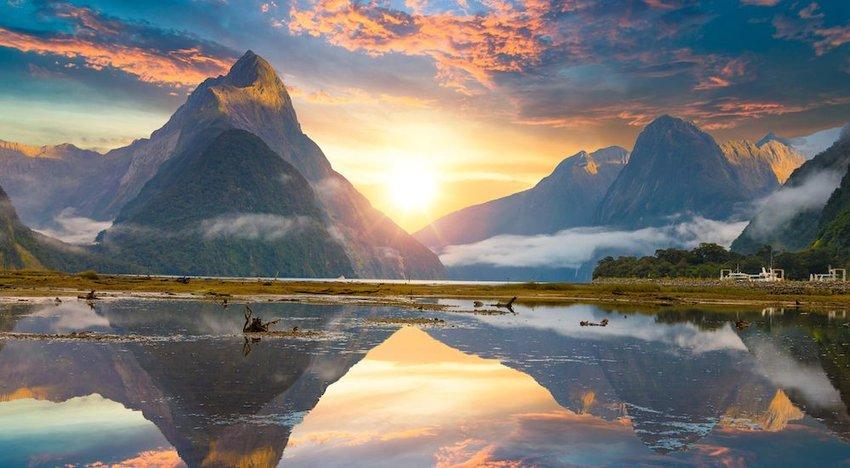 Fiordland National Park, New Zealand