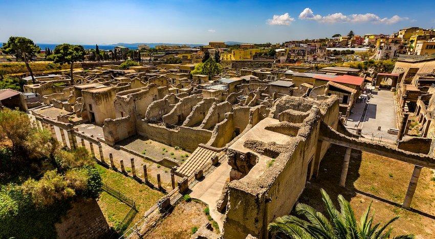 Herculaneum (Ercolano, Italy)