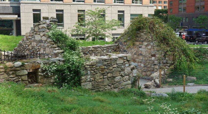The Irish Great Hunger Memorial Literally Brings Rural Ireland to New York
