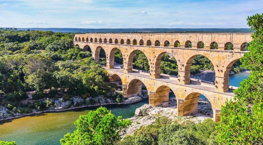 Pont du Gard (Vers-Pont-du-Gard, France)