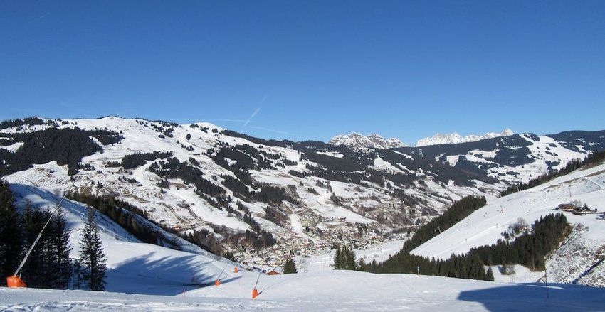 5 Biggest Ski Resorts in Austria