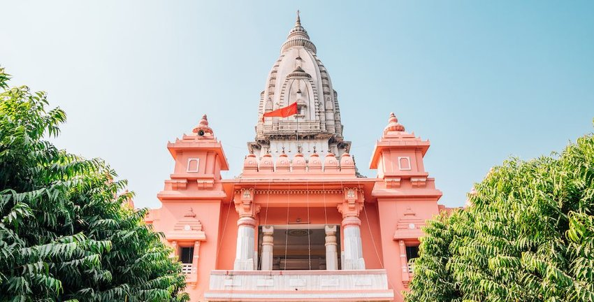 Kashi Vishwanath Temple, Varanasi, India