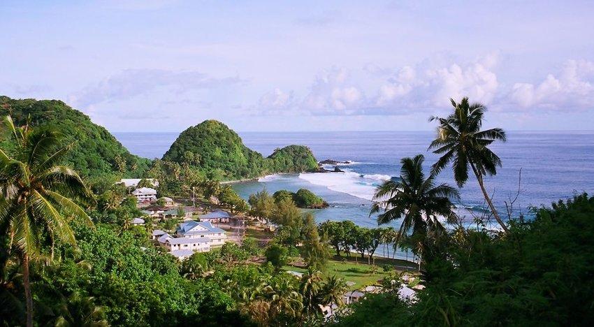 American Samoa Is 'Football Island'