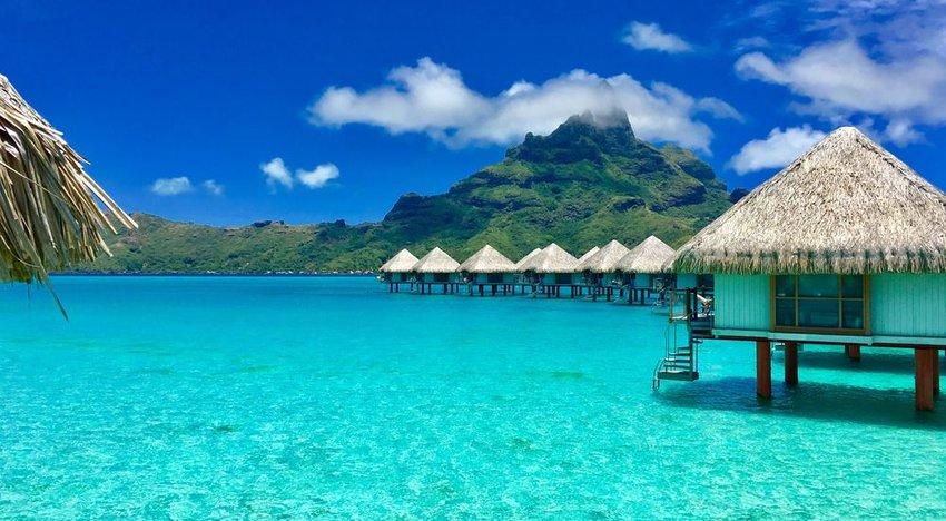 It's an Island Paradise
