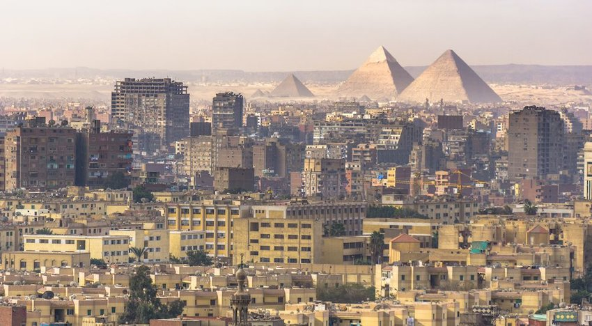 Cairo, Egypt | 20.5 Million