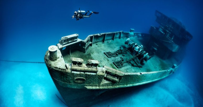 3 Dream Destinations For Underwater Explorers