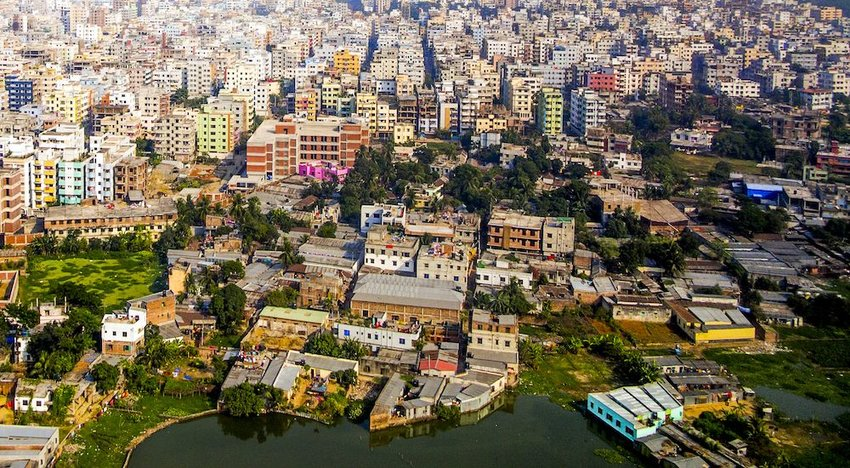 Dhaka, Bangladesh | 20.3 Million
