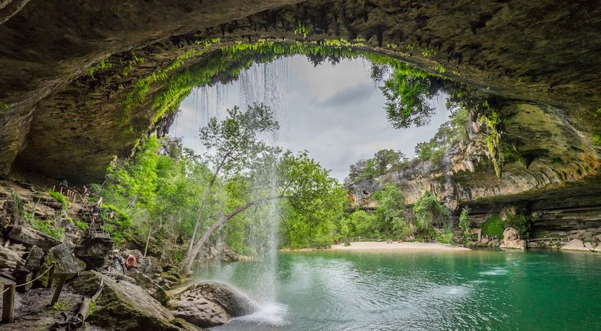 8 Secluded Swimming Holes in the U.S.