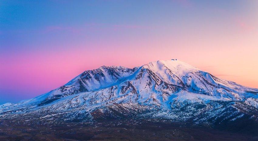 Mount St. Helens, Washington, U.S.A.