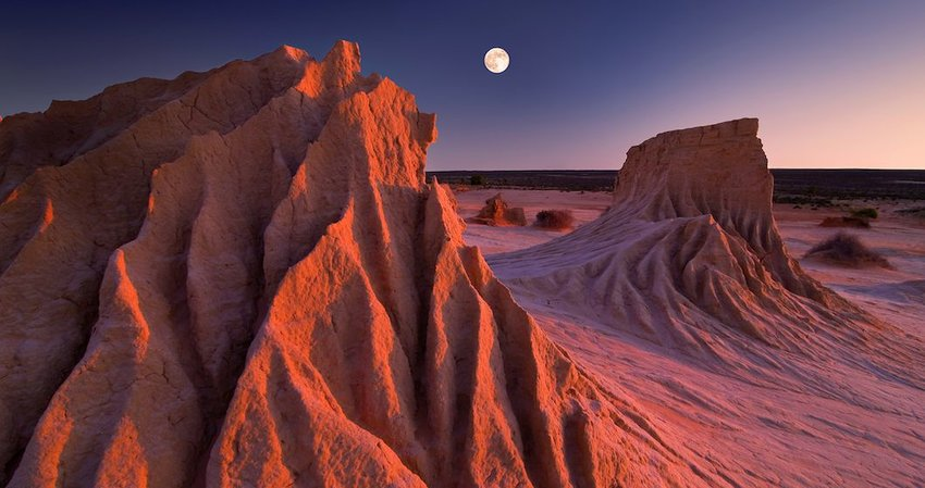 Mungo National Park, New South Wales