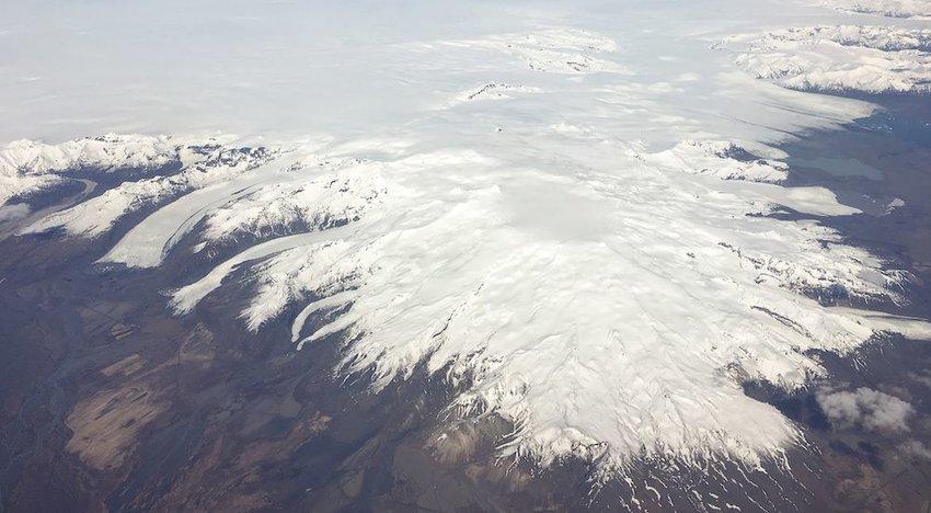 Öraefajökull, Iceland