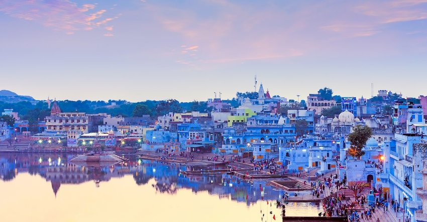 4 Historical Cities You Need to See India
