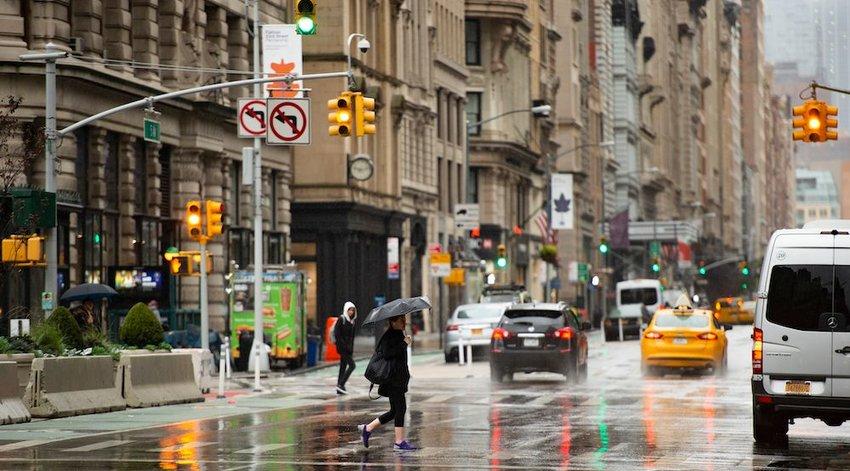 8 Rainiest Cities in the U.S.