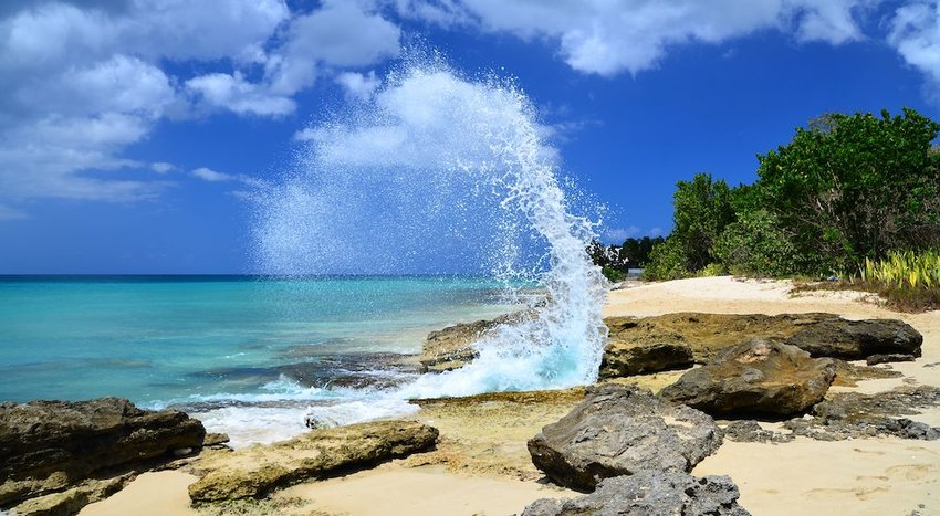 The U.S. Virgin Islands Was the Birthplace of a Founding Father