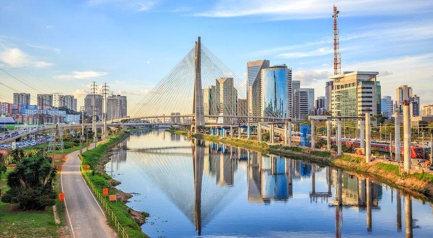 São Paulo, Brazil | 21.8 Million