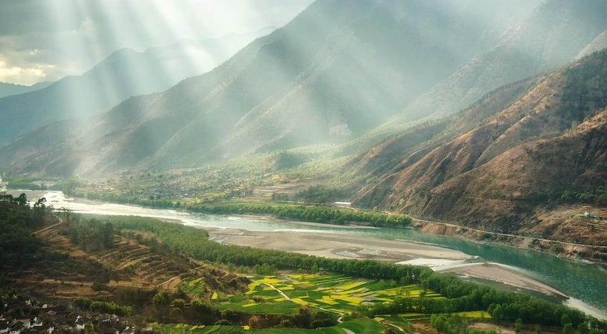 6 Longest Rivers in the World