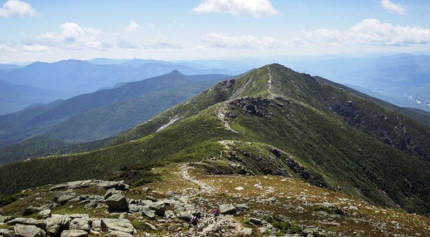 Appalachian Trail, 2,189 miles