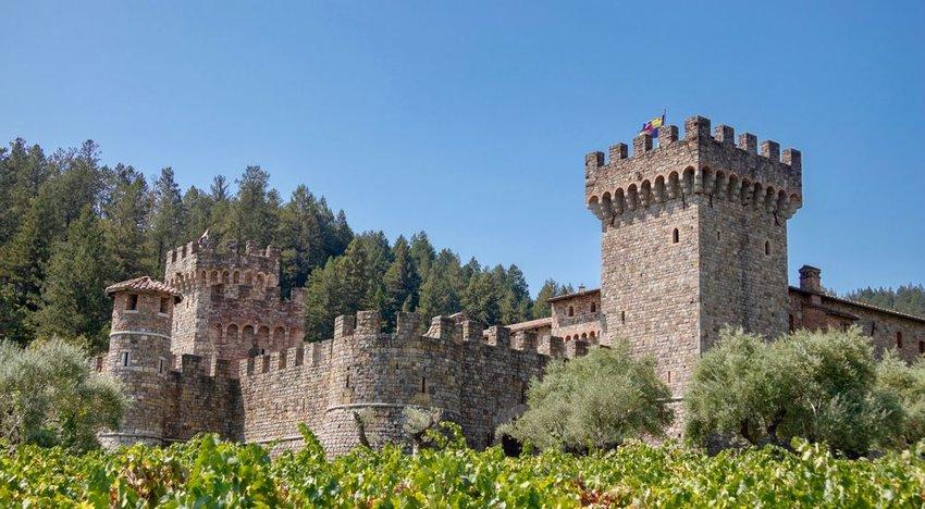 Castello di Amorosa, California