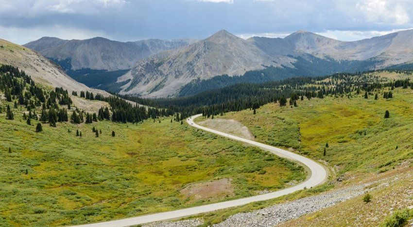 Continental Divide Trail, 3,100 miles