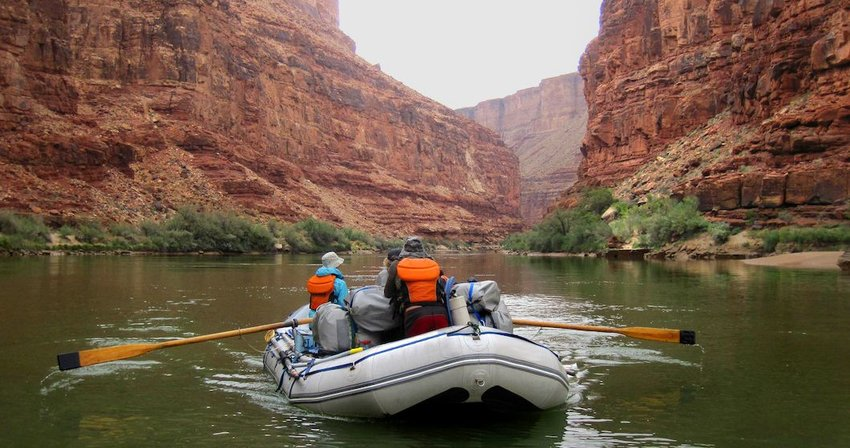 3 Most Breathtaking Rafting Trips in the U.S.