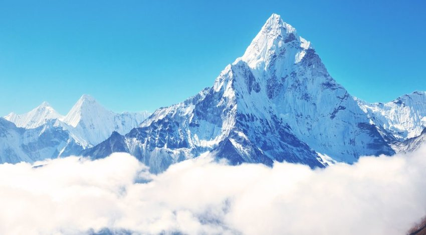 Mount Everest Is Not the World's Tallest Mountain