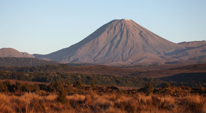 Tongariro National Park, New Zealand — 'Lord of the Rings'
