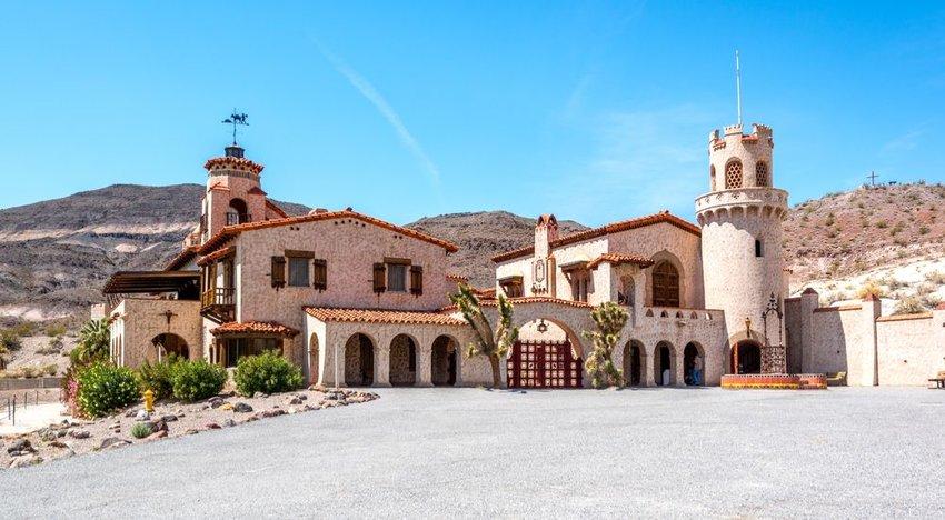Scotty's Castle, California