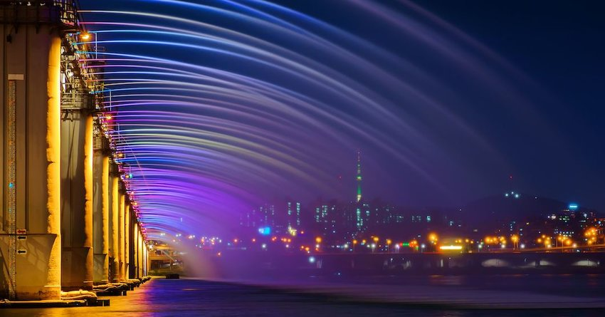 3 of the World's Most Unbelievable Fountains