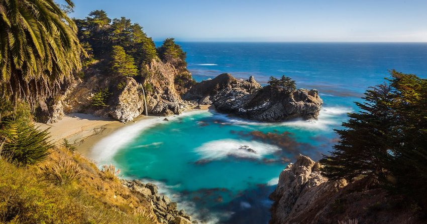 5 Stops to Make Along California's Central Coast