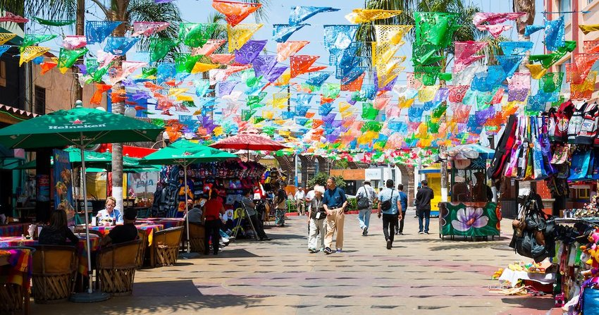 3 Great Mexican Destinations Close to the Border