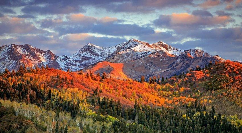 Utah — The Beehive State