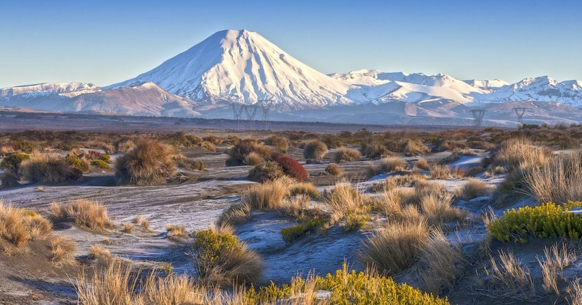 3 Volcanoes You Can Hike