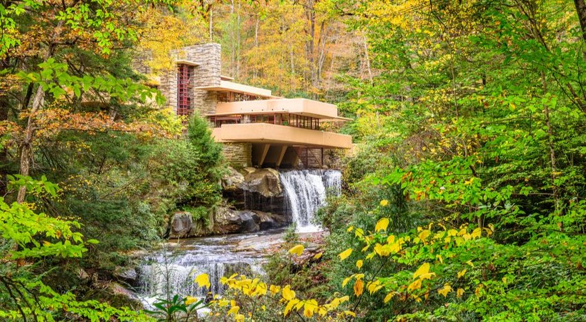 3 Most Iconic Frank Lloyd Wright Homes