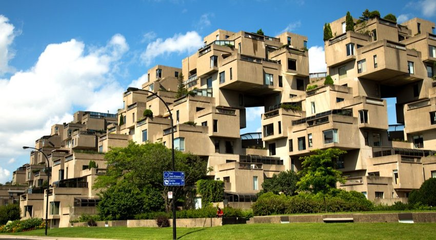 5 of the Most Baffling Buildings Ever Constructed