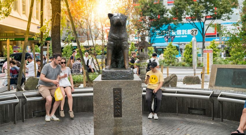 Hachiko — Tokyo, Japan