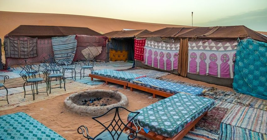 3 Things You Didn't Know You Could do in the Sahara