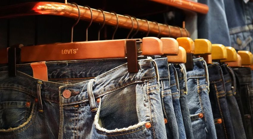 Jeans Were Invented in San Francisco