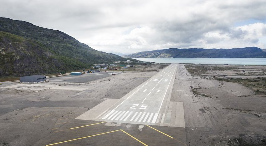 Narsarsuaq Airport | Greenland