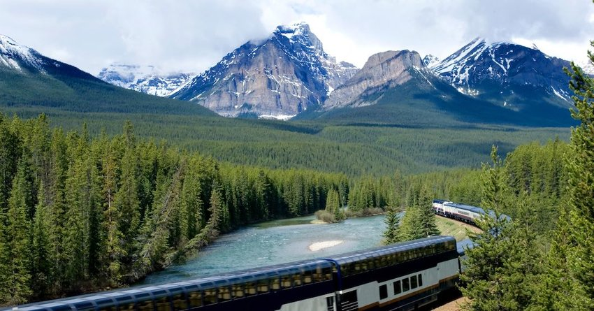 3 Breathtaking Train Trips