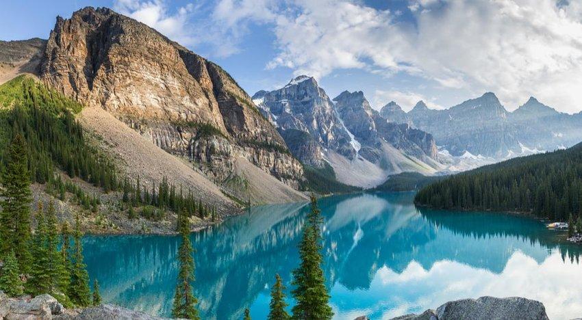 Rocky Mountains (3,000 miles)