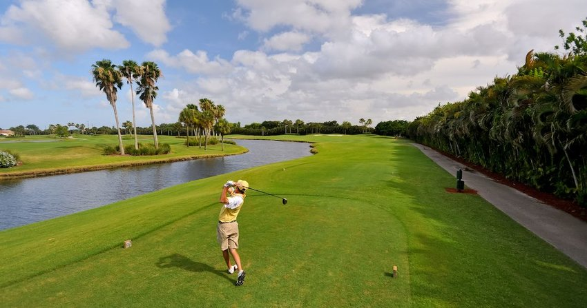 4 Top Golf Courses in Florida