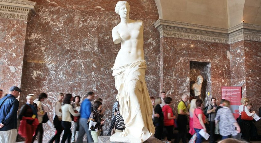 Venus de Milo — Paris, France