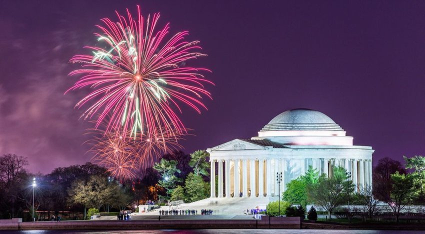 5 Most Spectacular July 4th Firework Displays